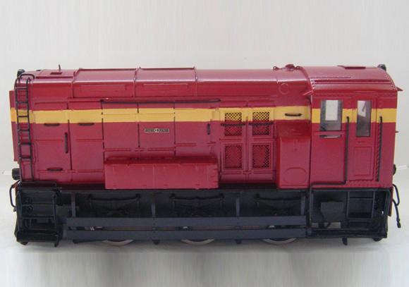 Trainbuilder